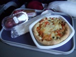 Aeroplane pizza