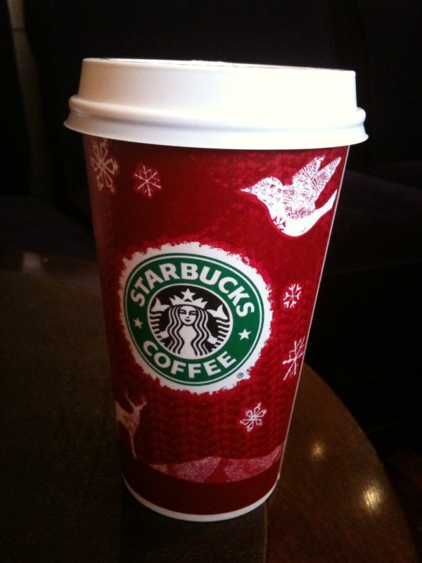 Christmas Disposable Cups