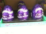 Cadbury's Treasure Eggs