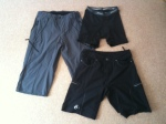 3/4, Baggy and Trail Liner Altura Padded Shorts
